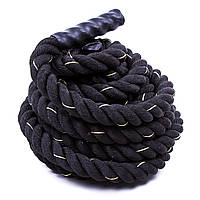 Канат для кроссфита Battle Rope длина 9 м, диаметр 3,8 см 82343-938