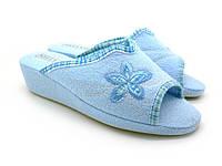 Женские тапочки СПЕСИТА, домашняя обувь Spesita, голубой (35-40)