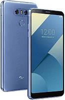 LG G6 Plus 128GB Blue 12 мес.