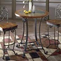 Кованые стулья и столы для ресторана и кафе 20