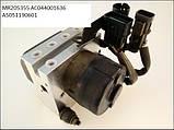 Блок ABS Q003T05471 MR205355 Mitsubishi Galant 7 1992—1998р.в., фото 2