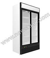 Холодильный шкаф с дверью купе,1165 литров