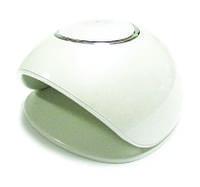 Лампа гибридная UV/LED 48Вт с вентилятором розовая Global Fashion G1