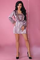 Халат и сорочка Livia corsetti Jacqueline Violet