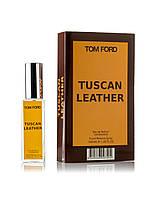 Tom Ford Tuscan Leather  мини-парфюм в подарочной упаковке(унисекс)