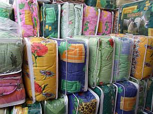 Ковдра шерстяна 145*210 полікотон (2914) TM KRISPOL Україна, фото 3