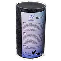 Воск для депиляции в таблетках Hot Wax, 250 г Черный