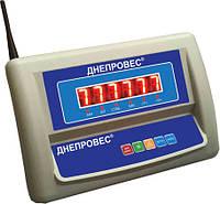 Весовой индикатор Днепровес A12 РК беспроводной