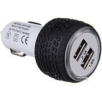 Автомобильное зарядное устройство 2xUSB (XYX-002)