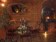 Кованые стулья и столы для ресторана и кафе 32