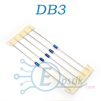 DB3, динистор, DO35