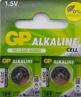 Батарейка часовая GP 189 (LR54/G10)