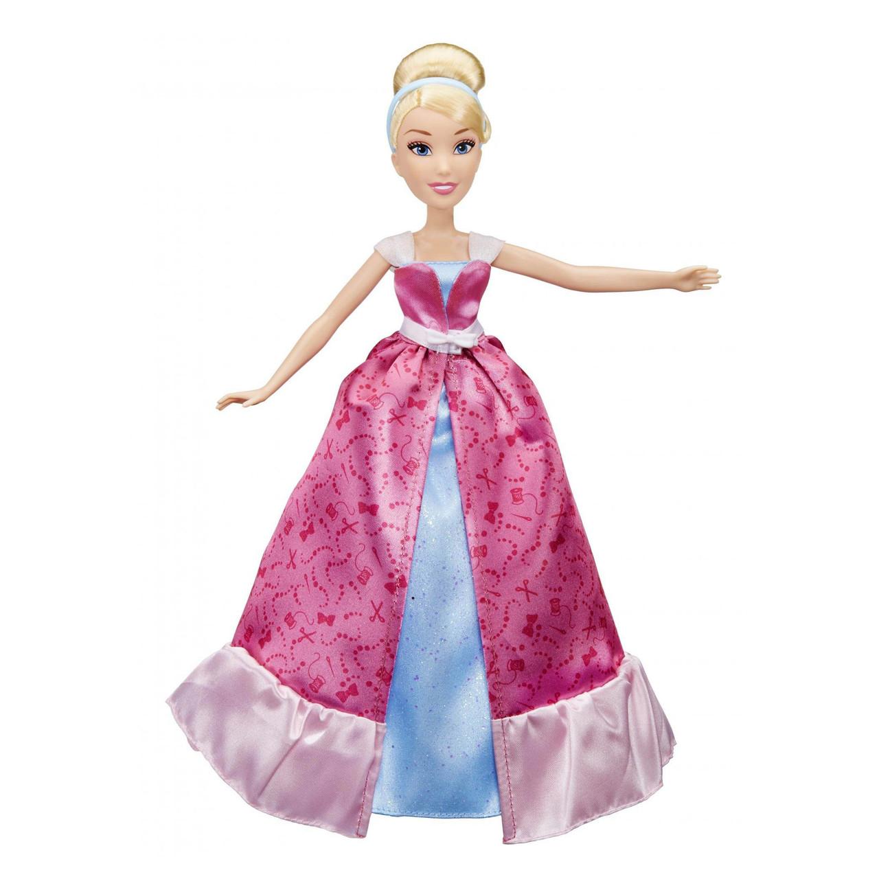 Кукла Золушка в платье-трансформере, «Disney Princess» (C0544)