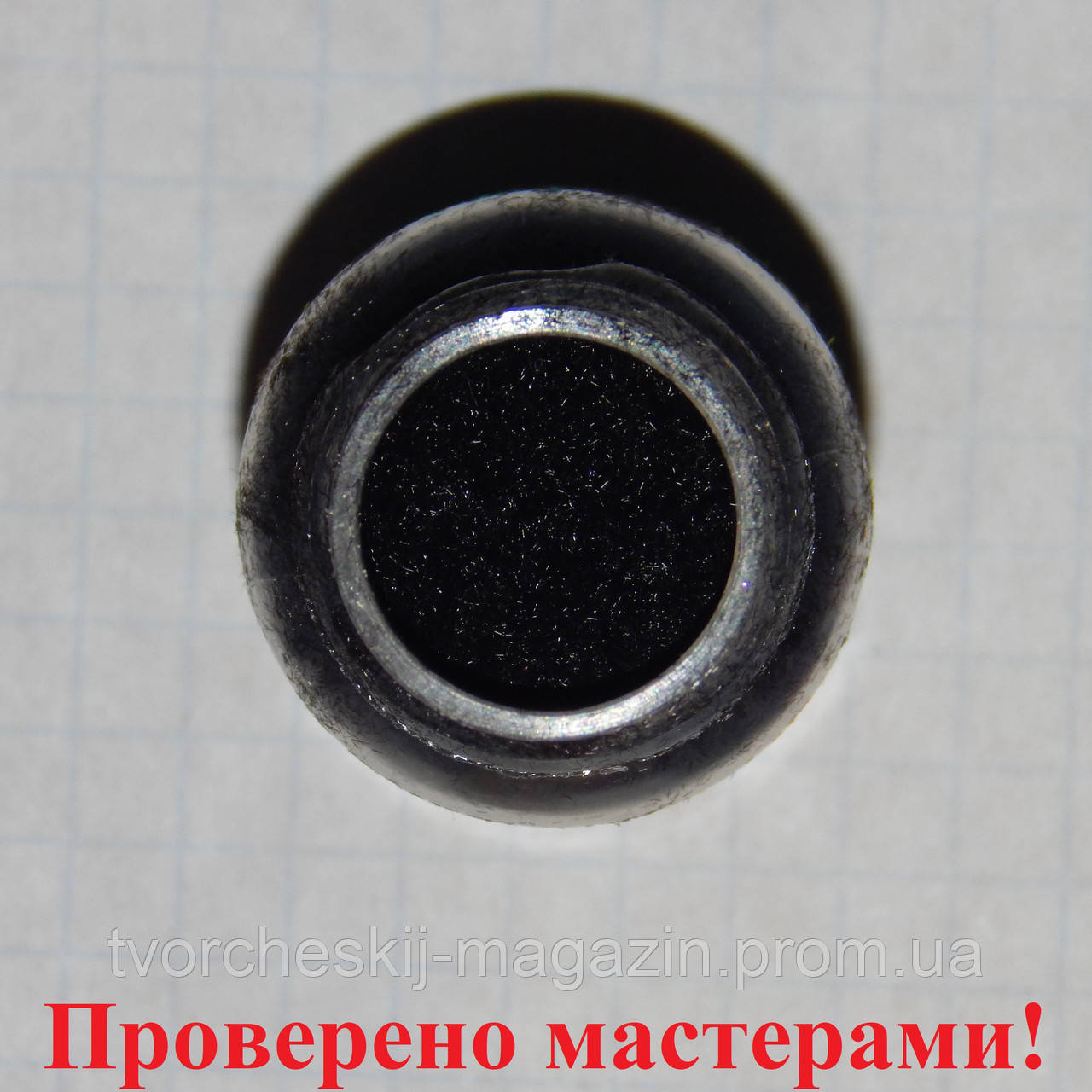 Флок черный, баночка 20 мл