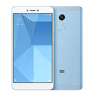 "Смартфон Xiaomi Redmi Note 4X Blue, 3/32Gb, 8 ядер, 13/5Мп, 5.5"" IPS, 2 SIM, 4G, 4100мАh, фото 1"