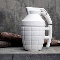 Чашка Граната Белая