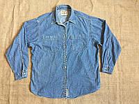 Рубашка джинсовая Levis  р. L
