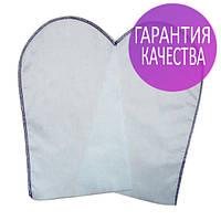 Перчатки для парафинотерапии рук, одношаровые, спанлейс- 5 пар в упаковке