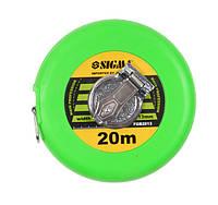 Рулетка тряпичная Sigma 30м*13мм (стекловолокно) (3832301)