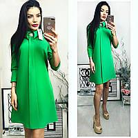 Платье женское, модель 770,зеленый(трава), фото 1