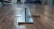 Тавр алюминиевый 20х20х2 / анод серебро