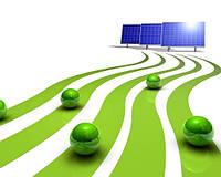 Промышленная солнечная электростанция на трекерах 1.7 МВт