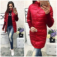 Куртка женская,  модель 205/2, вишня