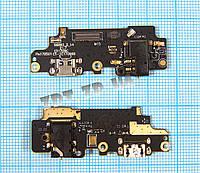 Нижняя плата Meizu M5 Note / M621H (USB, mic) (7400108)