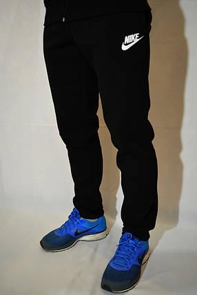 Спортивные штаны Nike - зимние (с начёсом), фото 2