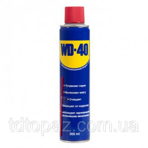 Смазка универсальная WD-40 аэрозоль 300 мл