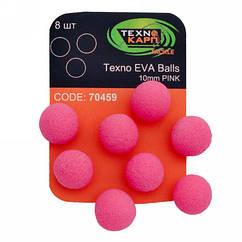 Texno EVA Balls 10mm pink