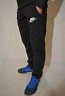 Зимние спортивные брюки Nike - темно-серые