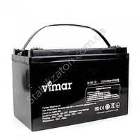 VIMAR B100-12В 100Ah  - 12В - 100 А/ч  - мультигелевый аккумулятор для котла