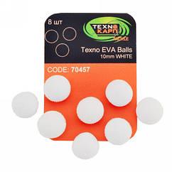 Texno EVA Balls 10mm white