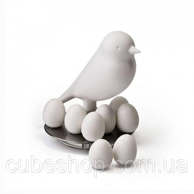 Набор магнитов Magnetic Egg Sparrow Qualy (белый)