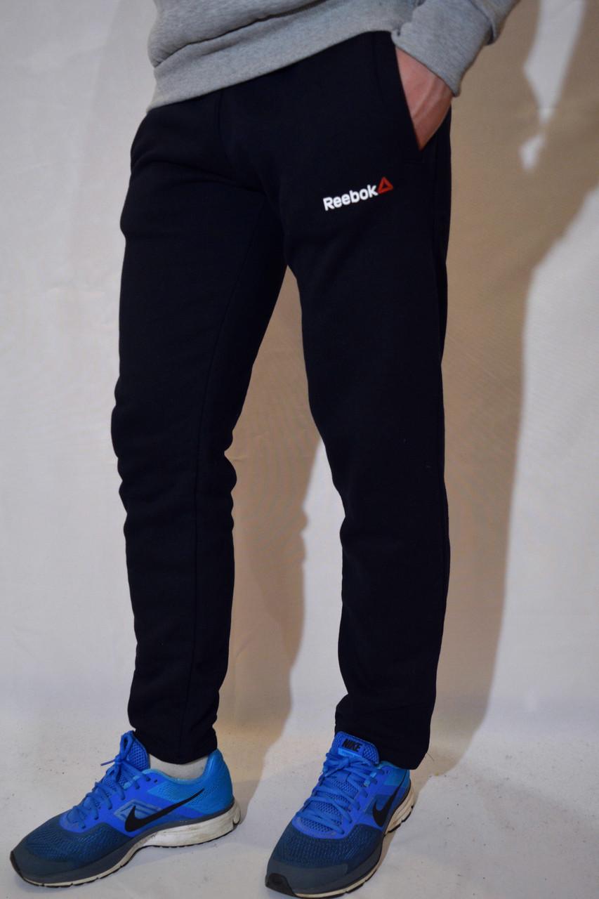 008854ce52e0 Утепленные спортивные штаны Reebok   размеры  44,46,48, темно-синие ...