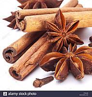 Микс корицы, кардамона, аниса и гвоздики Китай 100g