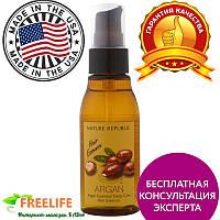 Nature Republic, эссенция для глубокого ухода за волосами Argan Essential, 2,03 жидк. унции (60 мл)