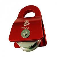 Блок-ролик First Ascent Troll