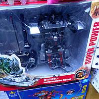 Игра робот трансформер (super power)