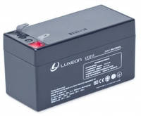 Luxeon LX1213 12V 1.3Ah - 12В - 1,3 А/ч  - кислотный аккумулятор для металлоискателя