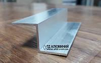 Z профиль алюминиевый 20х20х20х1,5 / без покрытия