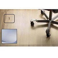 Защитный коврик PET Profi Office, для гладкой поверхности, 2,0мм,   92 x 92 см (7300002)