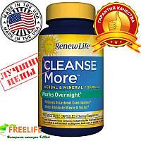 Renew Life, CleanseMore, 100 вегетарианских капсул