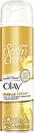 GILLETTE Satin Care Гель для бритья Olay Vanilla Dream 200мл (7702018399536)