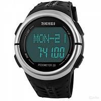 Годинник з пульсометром Skmei Sport Watch 1058 (black)