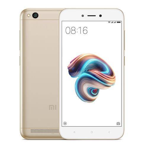 Смартфон Xiaomi Redmi 5A 3/32gb Gold 3000 мАч Snapdragon 425