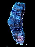 Носки на флисе мужские