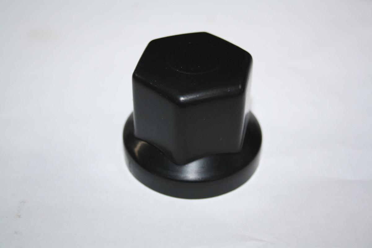 Колпачок на гайку 33 чорный