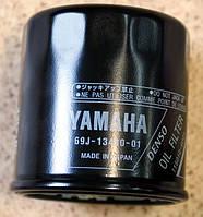 Фильтр масляный Yamaha 69J-13440-01, фото 1